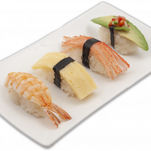 Nigiri Sushi (per 2 stuks)
