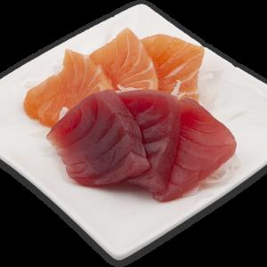 Sashimi (per 5 plakjes)